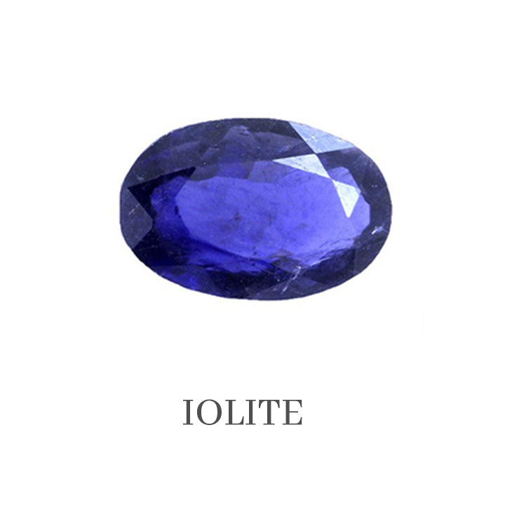 Iolite Custom Designed Heirloom Jewelry by Susanne Siegel.