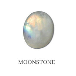 Moonstone Custom Designed Heirloom Jewelry by Susanne Siegel.