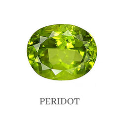Peridot Custom Designed Heirloom Jewelry by Susanne Siegel.
