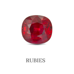 Rubies Custom Designed Heirloom Jewelry by Susanne Siegel.