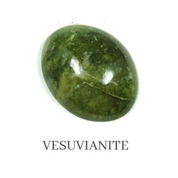 Vesuvianite Custom Designed Heirloom Jewelry by Susanne Siegel.