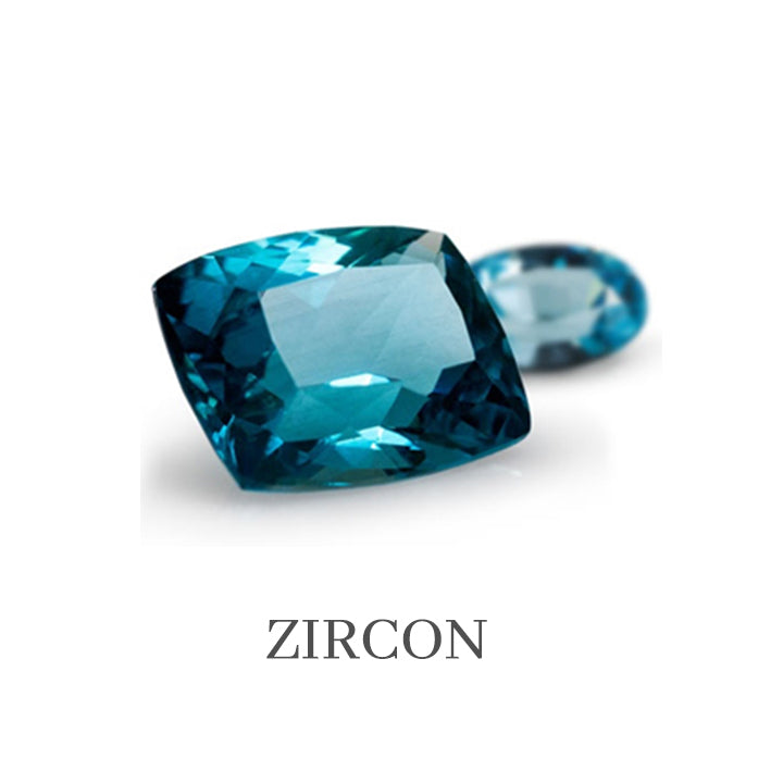 Zircon Custom Designed Heirloom Jewelry by Susanne Siegel.