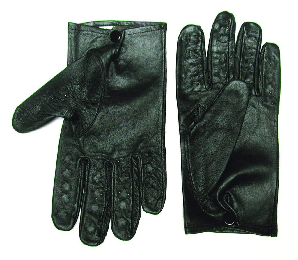 Kink Labs Fetish Vampire Gloves Leather Medium