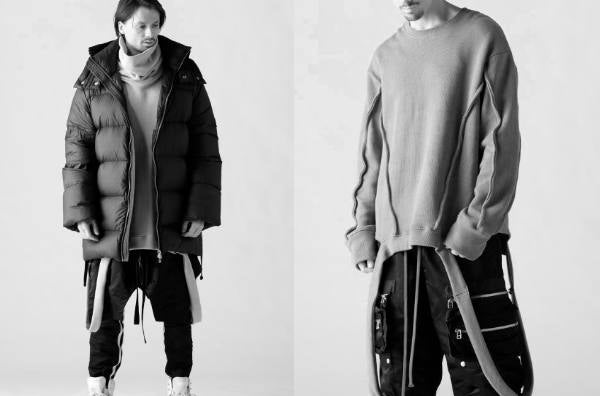 Image AF ARTEFACT Forthcoming AW 20-21 Collection