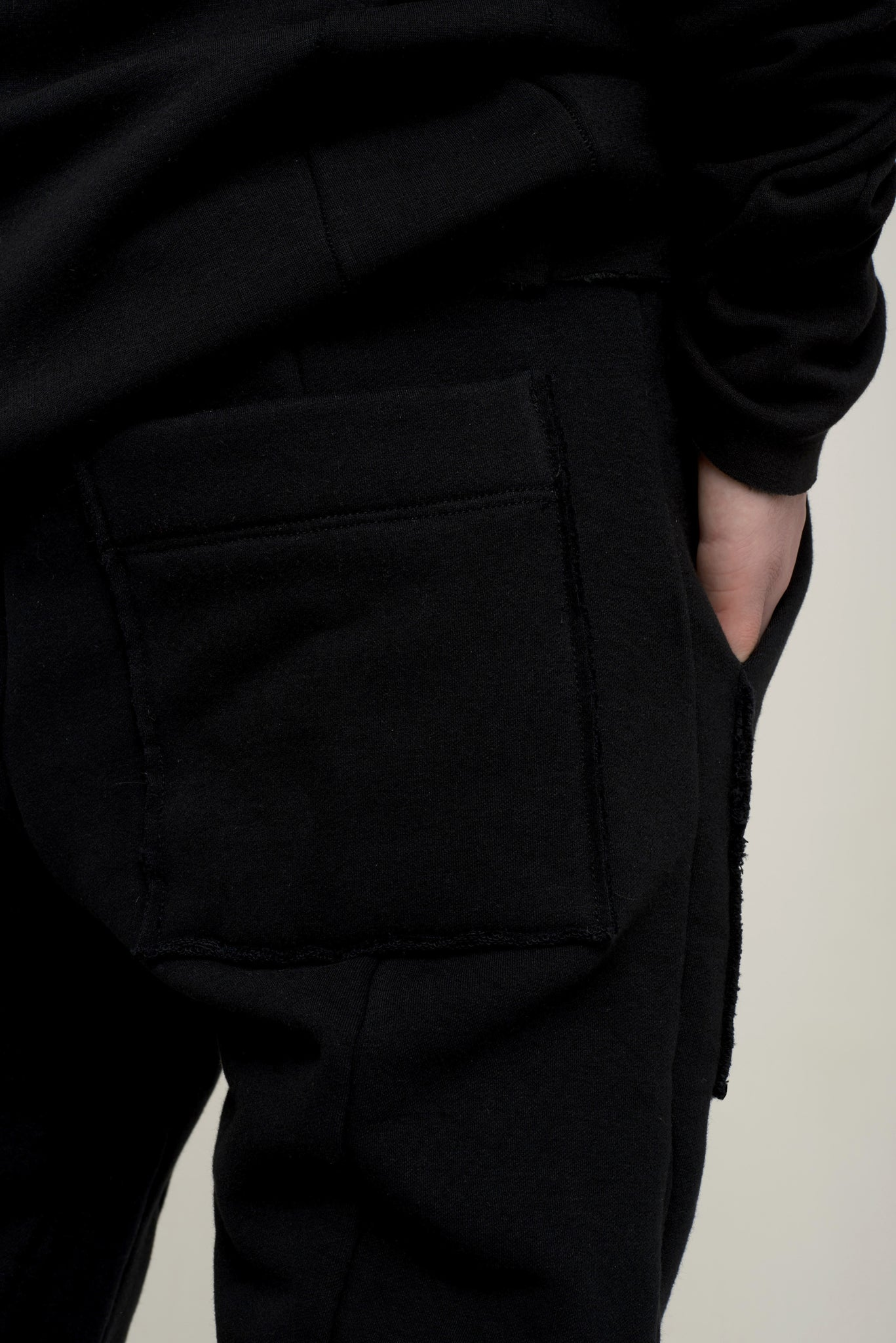 Fleece Fitt Curved Long Pant