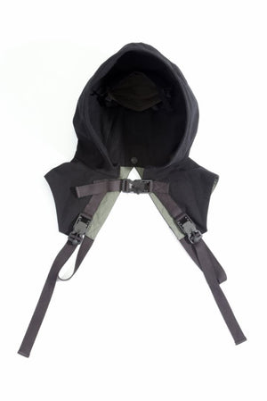 Tactical Hooded Parts