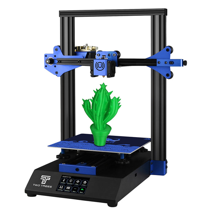 Two Trees Bluer 3D Printer Adjustable 230x230x280mm
