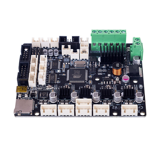 Creality Ender 5 Plus Silent Motherboard V2.2 with TMC2208 Preconfigured Firmware