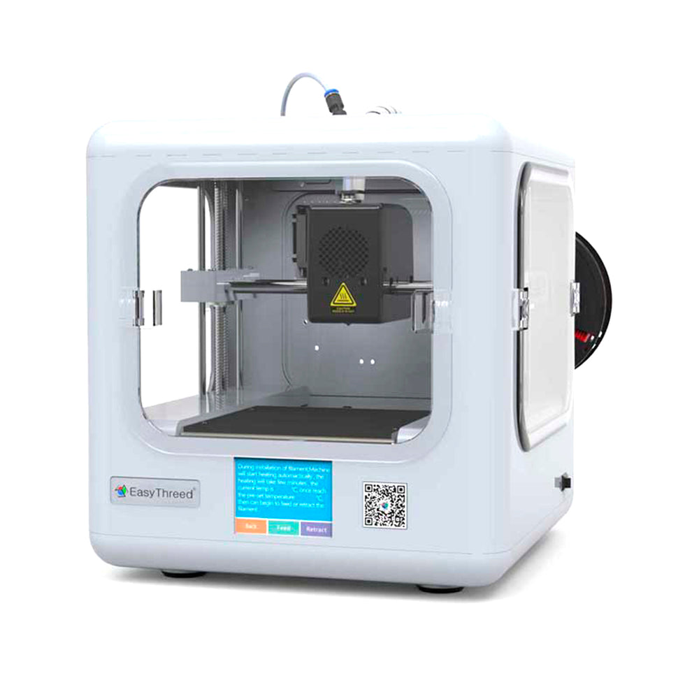 EasyThreed 3D Printer for Kids (120x120x120mm)