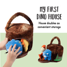 Load image into Gallery viewer, Talking Dino House