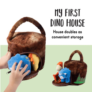 Talking Dino House