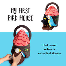 Load image into Gallery viewer, Talking Bird House