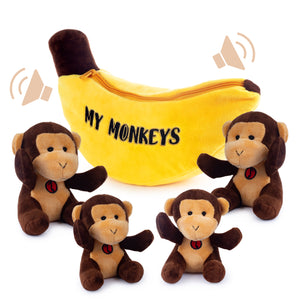 My Talking Monkeys