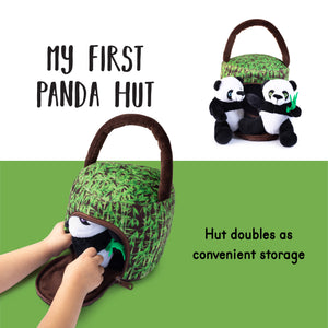 My Talking Panda's Hut