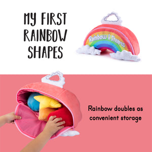 Talking Rainbow & Shapes