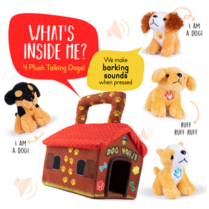 Talking Dog House