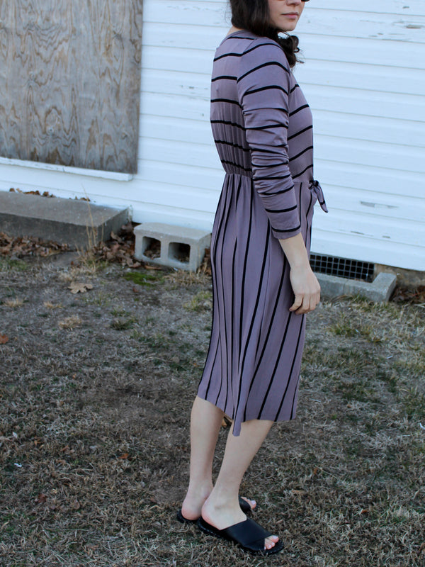 Henley Dress - Hazlee