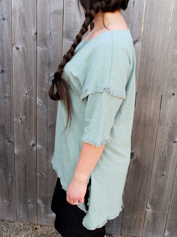 Mint To Be Tunic