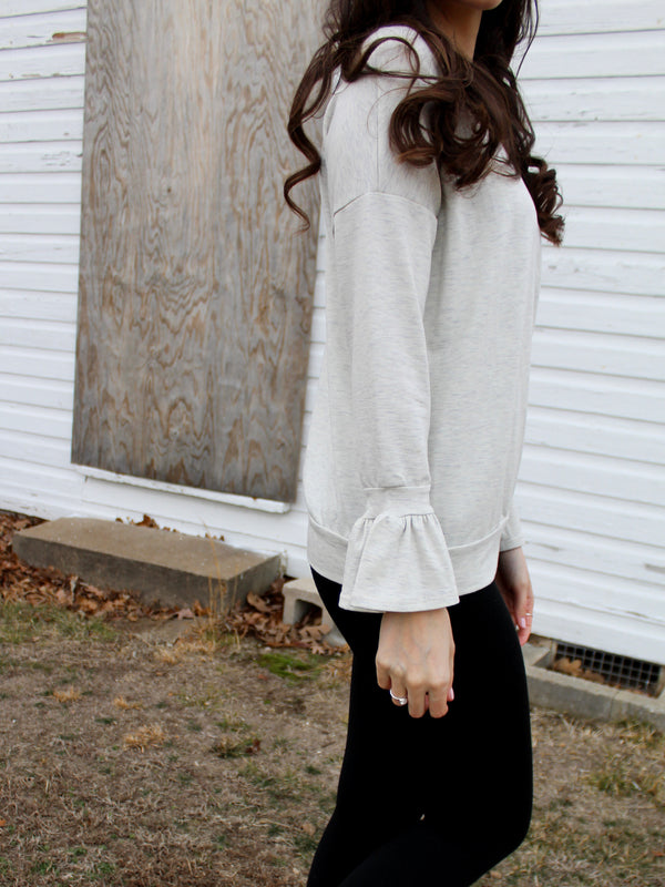 Bella Sweater - Hazlee