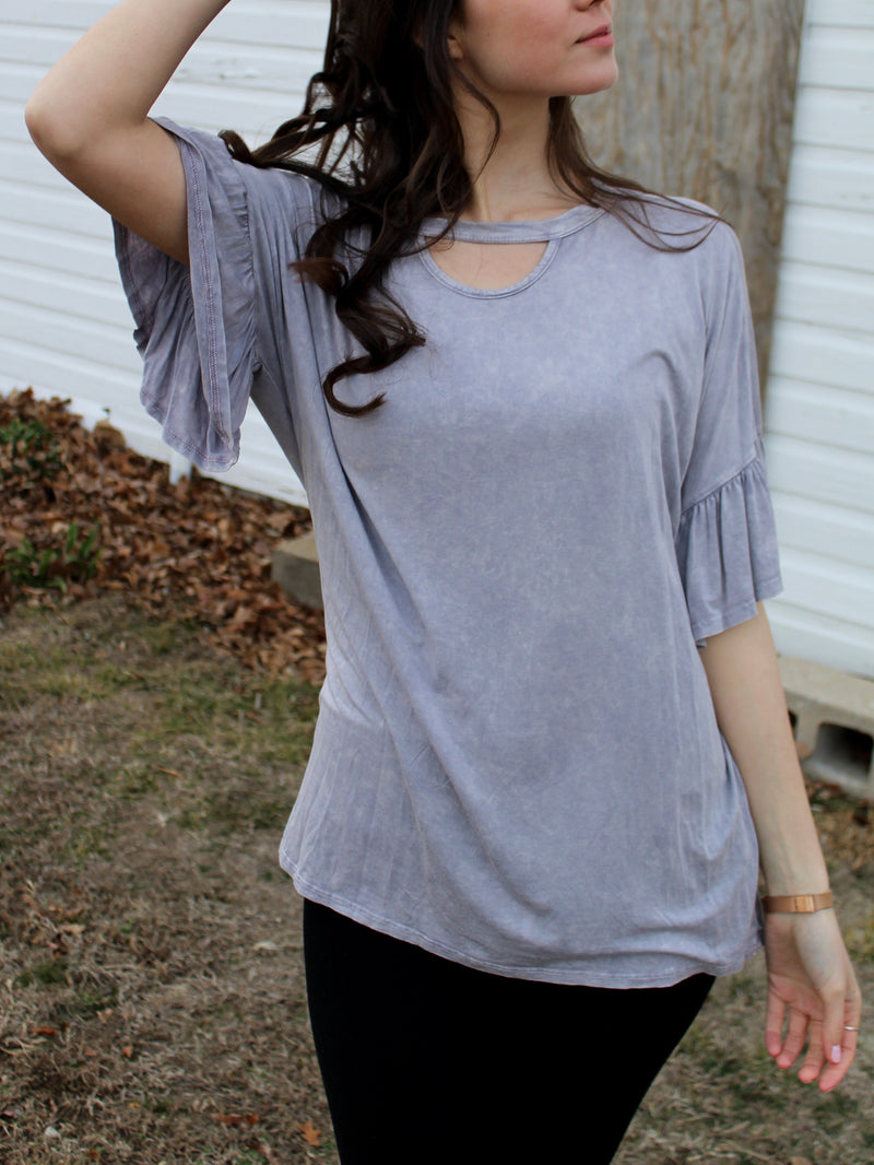Athena Top - Hazlee