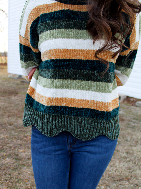 Swoon Sweater - Hazlee