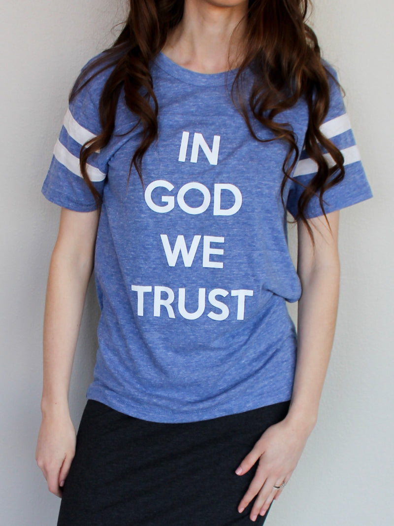 In God We Trust Tee - Hazlee