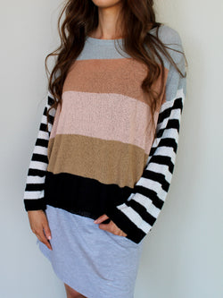 Pascala Sweater - Hazlee