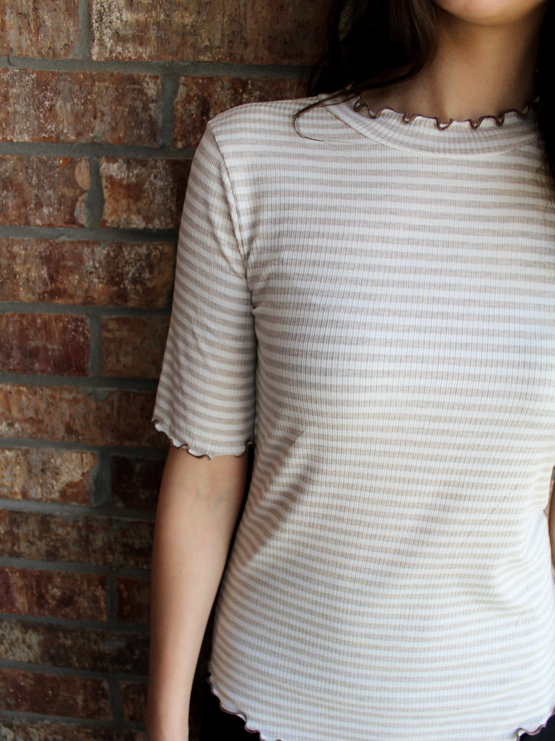 The BEST Layering Top - Hazlee