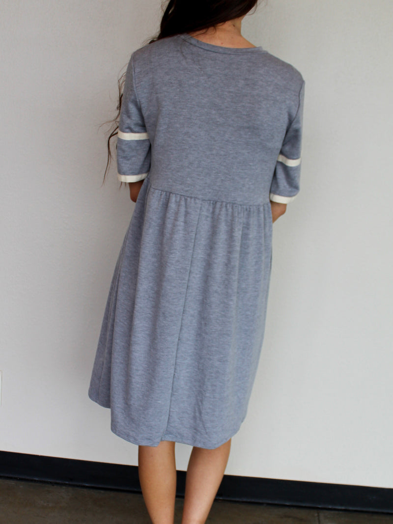 Dusty Dress - Hazlee