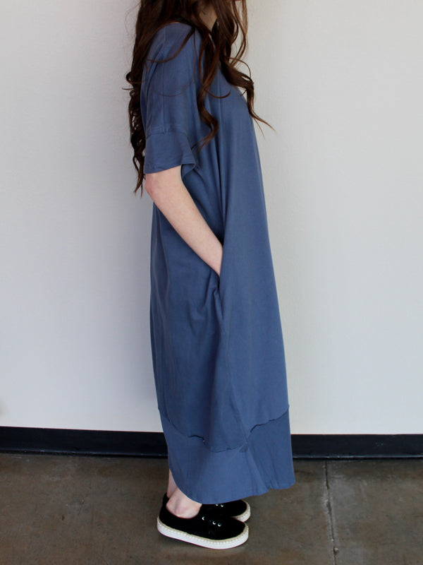 Blue Sea Maxi - Hazlee