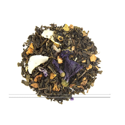 Thé Oolong aromatisé • Tropical Temptation Bio