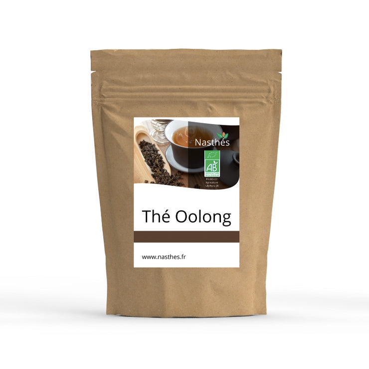 Thé Oolong aromatisé • Oolong automne Bio