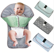 Load image into Gallery viewer, Baby changing pad