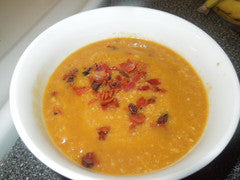 Butternut Corn Chowder Soup