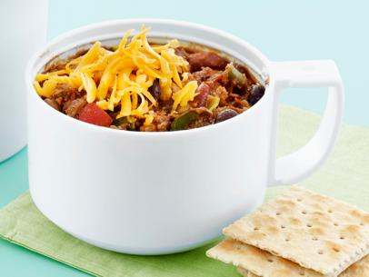 Photo from FoodNetwork recipe page for Ryder's Turkey Chili