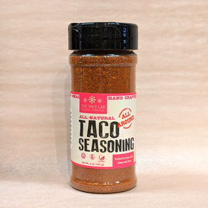 Taco Seasoning - All Natural - Olive Oil Etcetera - Bucks county's gourmet olive oil and vinegar shop