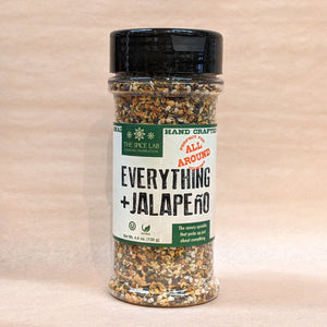 Everything + Jalapeno - Olive Oil Etcetera - Bucks county's gourmet olive oil and vinegar shop