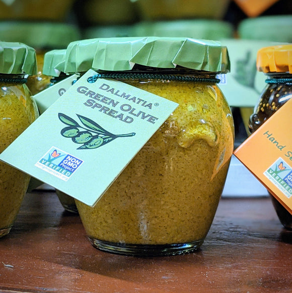 Green Olive Spread - Olive Oil Etcetera - Bucks county's gourmet olive oil and vinegar shop