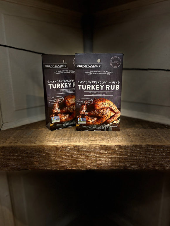 Turkey Rub - Olive Oil Etcetera - Bucks county's gourmet olive oil and vinegar shop