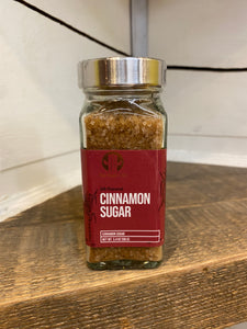 Cinnamon Sugar - Olive Oil Etcetera - Bucks county's gourmet olive oil and vinegar shop