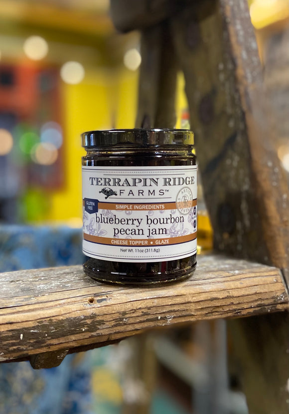 Blueberry Bourbon Pecan Jam - Olive Oil Etcetera - Bucks county's gourmet olive oil and vinegar shop