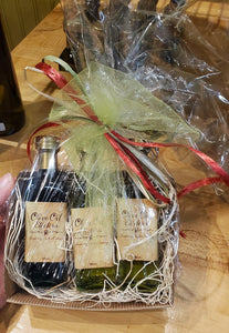 3-pack of Samples - Small Tray - Olive Oil Etcetera - Bucks county's gourmet olive oil and vinegar shop