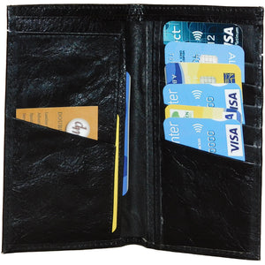 Leather Wallet (89008)