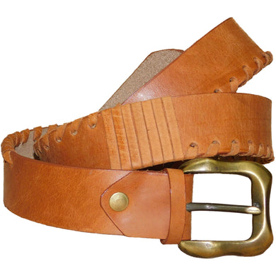Leather Belt 4cm - Tampa2