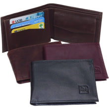 Load image into Gallery viewer, Leather Wallet - Douroukas Leather Goods