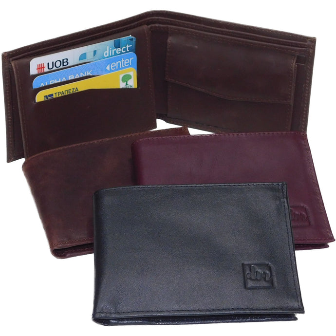 Leather Wallet - Douroukas Leather Goods