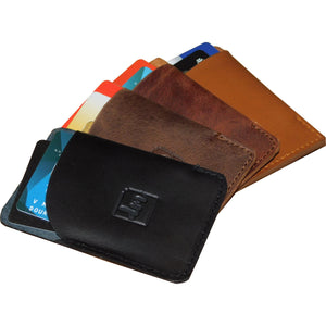 Leather Cardholder - Douroukas Leather Goods