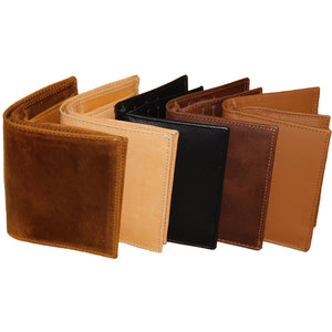 Leather Wallet Pocket - Douroukas Leather Goods