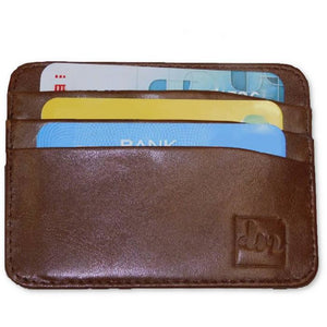 Leather Card Holder - Douroukas Leather Goods
