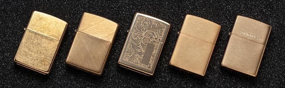Brass Lighters